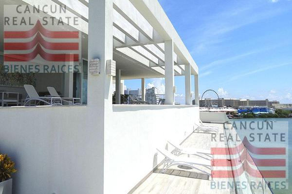 Foto de departamento en venta en  , bahía dorada, benito juárez, quintana roo, 13056910 No. 16