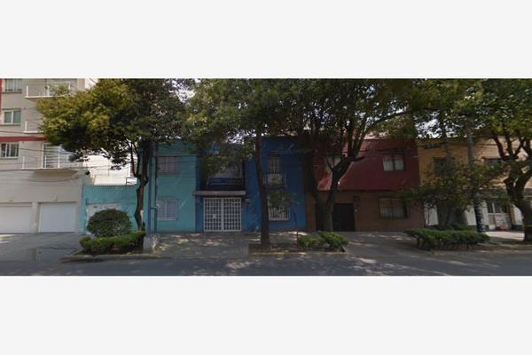 Foto de casa en venta en baja california 000, roma sur, cuauhtémoc, df / cdmx, 5900697 No. 01