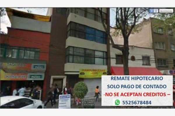 Foto de departamento en venta en baja california 252, condesa, cuauhtémoc, df / cdmx, 6162082 No. 01