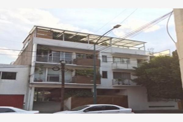 Foto de departamento en venta en bajio 170, roma sur, cuauhtémoc, distrito federal, 4428048 No. 01