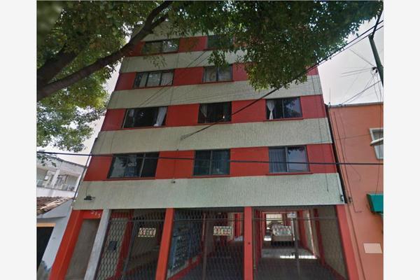 Foto de departamento en venta en balboa 213, portales norte, benito juárez, df / cdmx, 7157219 No. 01