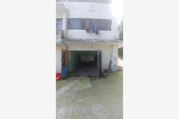 Foto de terreno comercial en venta en balcon del diablo 22, tetelpan, álvaro obregón, df / cdmx, 8807880 No. 10