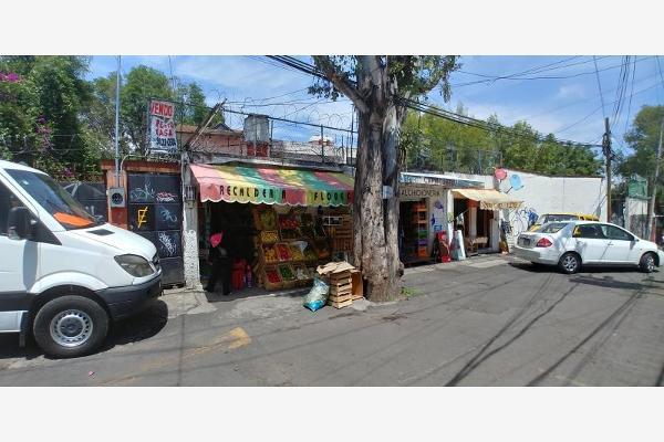 Foto de terreno comercial en venta en balcon del diablo 22, tetelpan, álvaro obregón, df / cdmx, 8807880 No. 01
