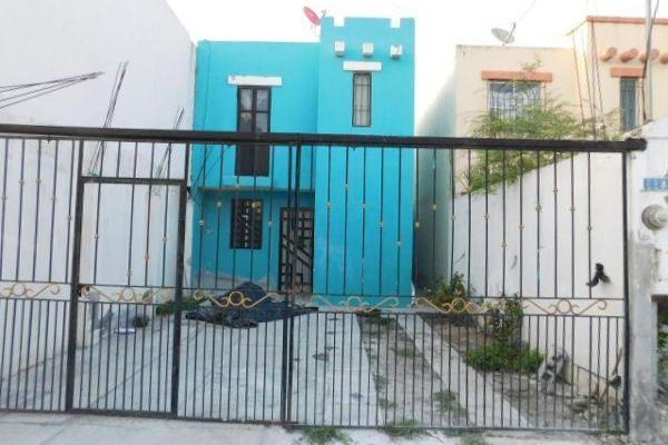Foto de casa en venta en  , balcones de alcalá, reynosa, tamaulipas, 7960420 No. 01