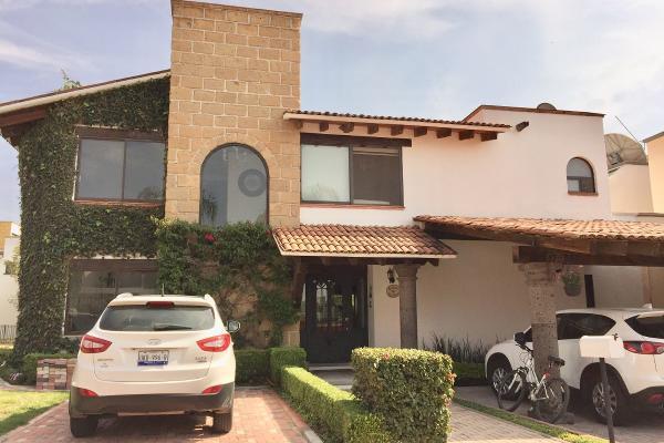 Foto de casa en venta en  , balcones de juriquilla, querétaro, querétaro, 14034789 No. 01