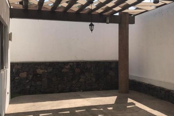 Foto de casa en renta en  , balcones de juriquilla, querétaro, querétaro, 14034797 No. 23