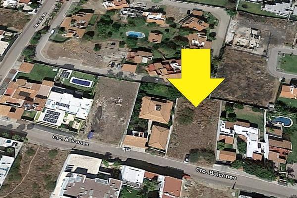 Foto de terreno habitacional en venta en  , balcones de juriquilla, querétaro, querétaro, 5341531 No. 03