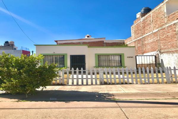 Foto de casa en venta en  , balcones de santa fé, guanajuato, guanajuato, 19589716 No. 01