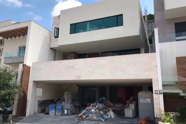 Foto de casa en venta en  , balcones del campestre, san pedro garza garcía, nuevo león, 12272746 No. 01