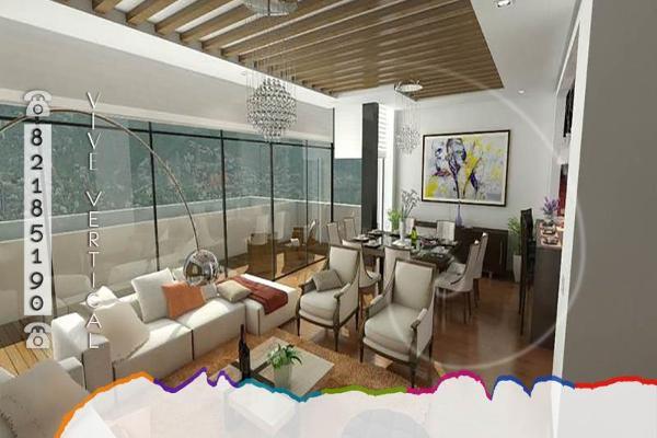 Foto de departamento en venta en  , balcones del valle, san pedro garza garcía, nuevo león, 3540214 No. 03