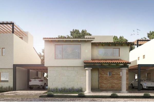 Foto de casa en venta en balvanera 1, balvanera, corregidora, querétaro, 5686864 No. 01
