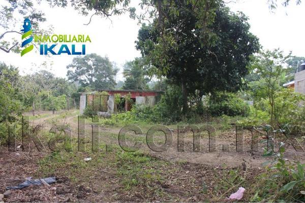 Foto de terreno habitacional en venta en carretera a tamiahua kilometro 4 , banderas, tuxpan, veracruz de ignacio de la llave, 765743 No. 01
