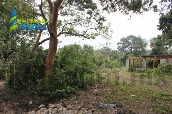 Foto de terreno habitacional en venta en carretera a tamiahua kilometro 4 , banderas, tuxpan, veracruz de ignacio de la llave, 765743 No. 02