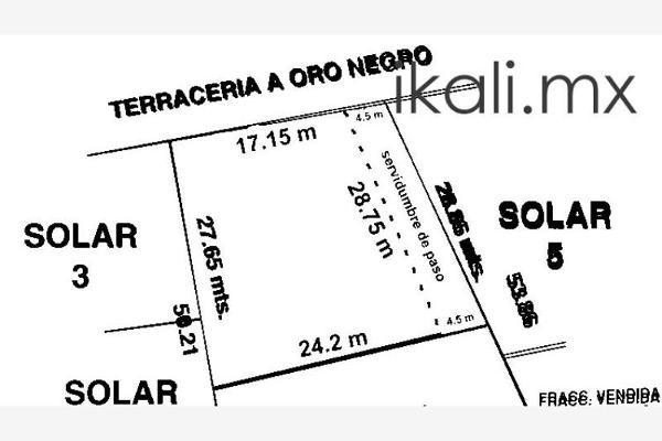 Foto de terreno habitacional en venta en carretera a tamiahua kilometro 4 , banderas, tuxpan, veracruz de ignacio de la llave, 765743 No. 11