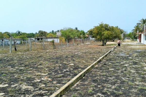 Foto de terreno habitacional en venta en barra de coyuca 3456, pie de la cuesta, acapulco de juárez, guerrero, 5931715 No. 04