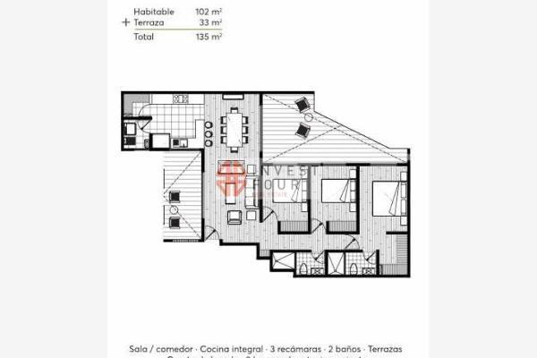 Foto de departamento en venta en barragán, estrene 2 hermosos deptos. en 2° y 3° piso en venta 0, narvarte poniente, benito juárez, df / cdmx, 5292408 No. 07