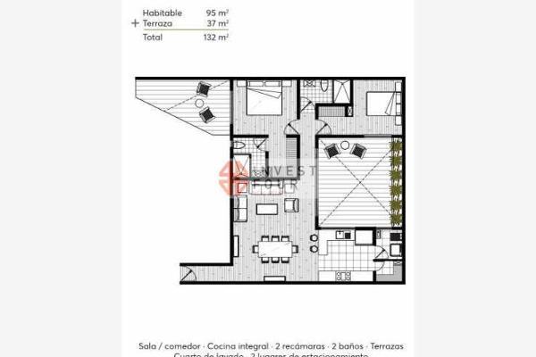Foto de departamento en venta en barragán, estrene 2 hermosos deptos. en 2° y 3° piso en venta 0, narvarte poniente, benito juárez, df / cdmx, 5292408 No. 10