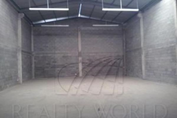 Foto de nave industrial en venta en  , barrio antiguo cd. solidaridad, monterrey, nuevo león, 3424805 No. 04