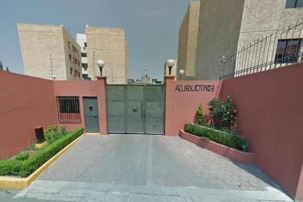 Foto de departamento en venta en avenida acueducto poniente , barrio candelaria ticomán, gustavo a. madero, distrito federal, 2727097 No. 01