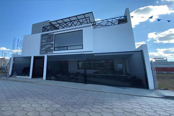 Foto de casa en condominio en venta en barrio de jesus, san pedro cholula , jesús tlatempa, san pedro cholula, puebla, 16119561 No. 01