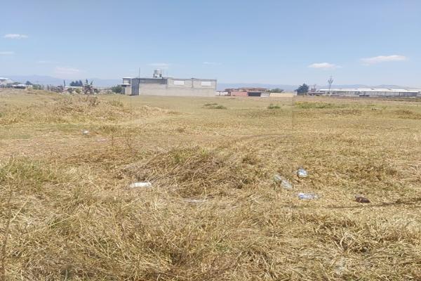 Foto de terreno habitacional en venta en  , barrio san gabriel, toluca, méxico, 12843082 No. 01