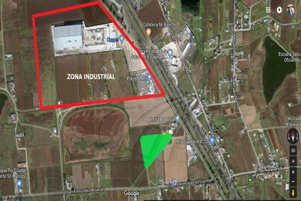 Foto de terreno industrial en venta en  , barrio san gabriel, toluca, méxico, 6504406 No. 09