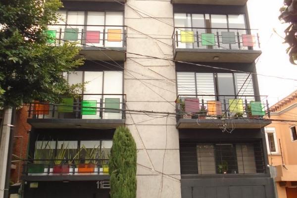 Foto de departamento en venta en bartolache , del valle centro, benito juárez, df / cdmx, 8855309 No. 01