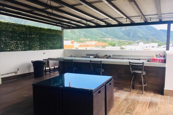Foto de casa en venta en basalto , canterías 1 sector, monterrey, nuevo león, 5888994 No. 04
