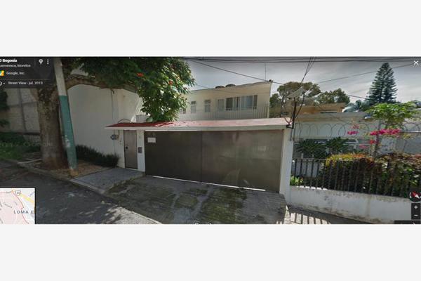 Foto de casa en venta en begonia 9, rancho cortes, cuernavaca, morelos, 6172030 No. 02