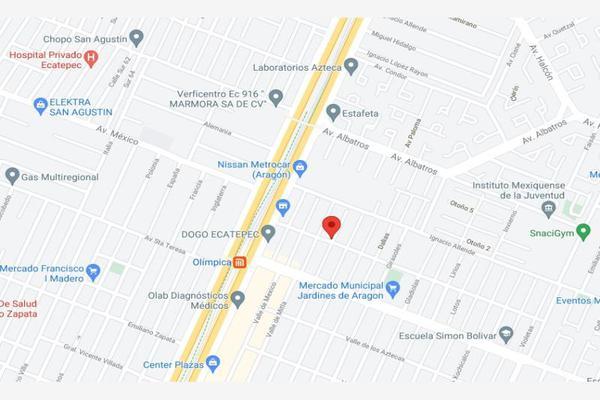 Foto de terreno habitacional en venta en begonias 28, jardines de aragón, ecatepec de morelos, méxico, 0 No. 04