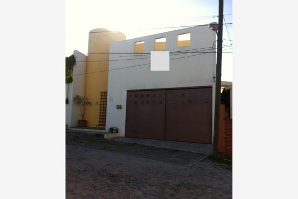 Foto de casa en renta en bellas artes 20, valle real, san andrés cholula, puebla, 9918308 No. 01