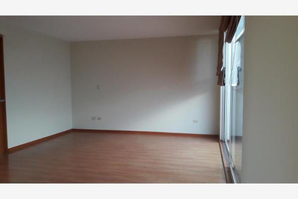 Foto de casa en renta en bellas artes 20, valle real, san andrés cholula, puebla, 9918308 No. 13