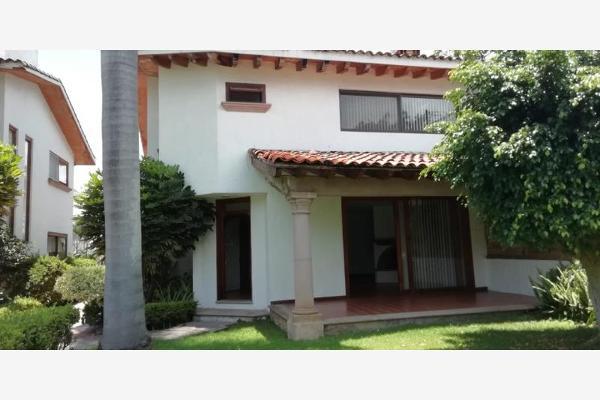 Foto de casa en venta en  , bellavista, cuernavaca, morelos, 8840883 No. 01