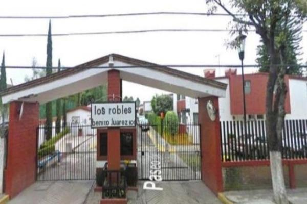 Foto de casa en venta en benito juárez , los robles, coyoacán, df / cdmx, 8293714 No. 01