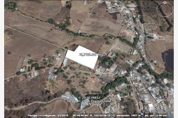 Foto de terreno habitacional en venta en benito juárez 4900, rio blanco, zapopan, jalisco, 7127544 No. 01
