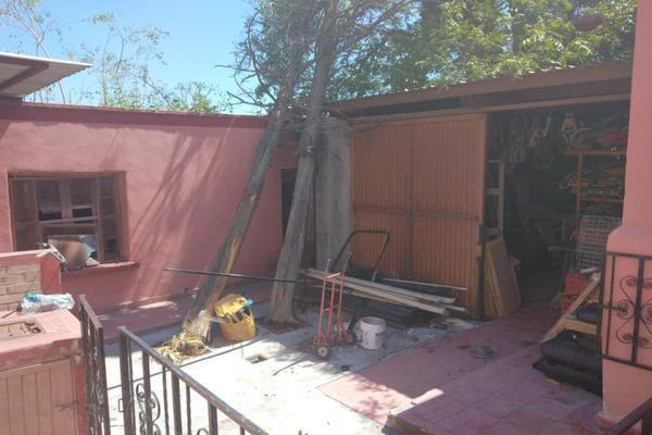 Foto de casa en venta en benito juarez 887, saltillo zona centro, saltillo, coahuila de zaragoza, 8844677 No. 24
