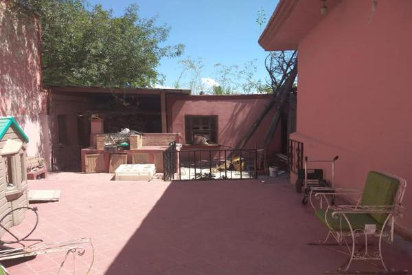 Foto de casa en venta en benito juarez 887, saltillo zona centro, saltillo, coahuila de zaragoza, 8844677 No. 25