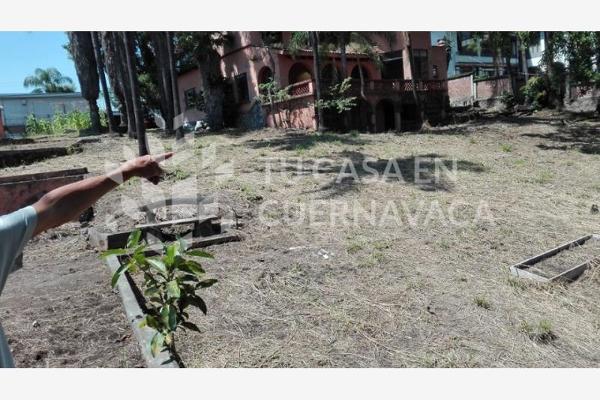 Foto de terreno habitacional en renta en  , benito juárez (centro), cuernavaca, morelos, 13281358 No. 08