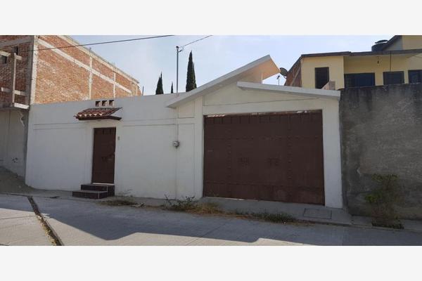 Foto de casa en venta en  , benito juárez, cuautla, morelos, 7481041 No. 01