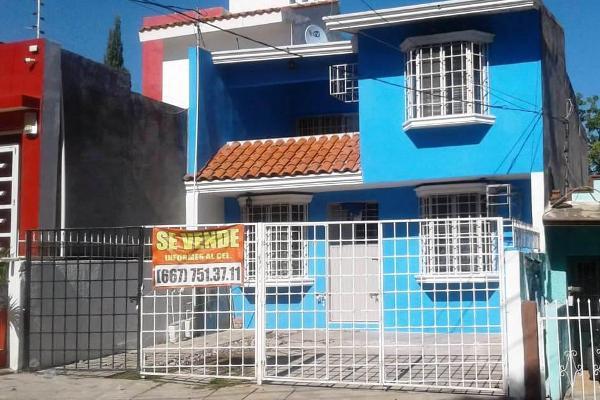 Foto de casa en venta en  , benito juárez, culiacán, sinaloa, 8044322 No. 01