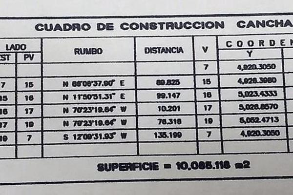 Foto de terreno habitacional en venta en  , benito juárez, guadalupe, nuevo león, 12446986 No. 02