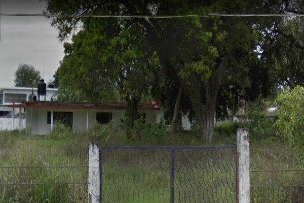 Foto de terreno habitacional en venta en benito juárez htv3352 , panuco centro, pánuco, veracruz de ignacio de la llave, 7223167 No. 01