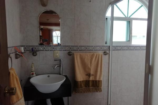 Foto de casa en venta en benito juárez , metepec centro, metepec, méxico, 12272088 No. 34