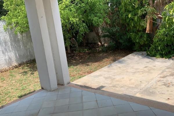 Foto de casa en renta en  , benito juárez ote, mérida, yucatán, 14027726 No. 18