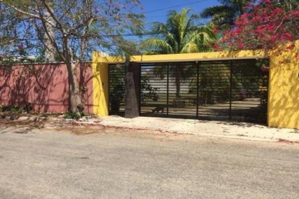 Foto de terreno habitacional en renta en  , benito juárez nte, mérida, yucatán, 7179317 No. 01