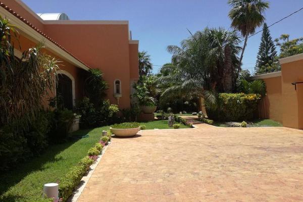Foto de casa en venta en  , benito juárez nte, mérida, yucatán, 7861350 No. 01
