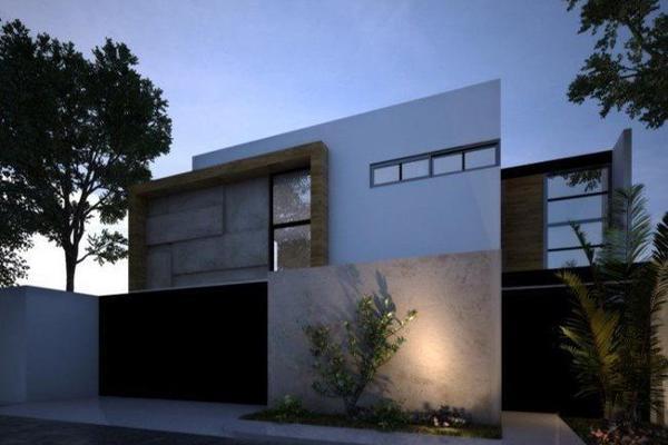 Foto de casa en venta en  , benito juárez nte, mérida, yucatán, 8100561 No. 01