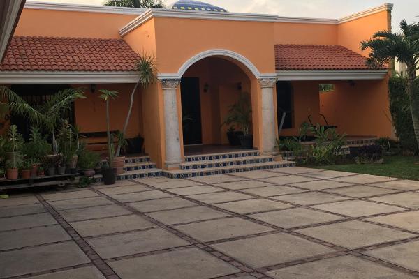 Foto de casa en renta en  , benito juárez nte, mérida, yucatán, 8853658 No. 04