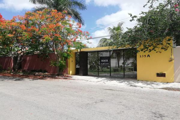 Foto de casa en renta en  , benito juárez ote, mérida, yucatán, 8850905 No. 01