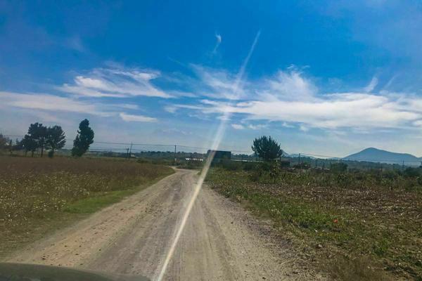 Foto de terreno habitacional en venta en benito juarez , san juan temamatla, temamatla, méxico, 20349890 No. 08